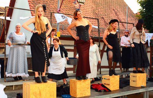 Sufragetten Theaterabend